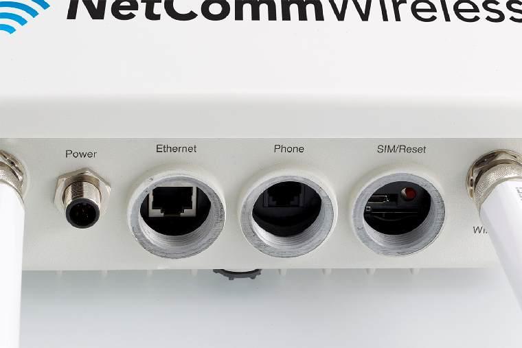 Netcomm NTC-30WV router