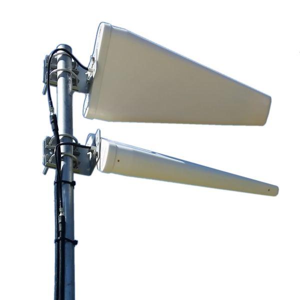 Dual 11dBi MIMO Yagi Antenna 3G-DC-HSPA+ 4G Dual 800-2500MHz