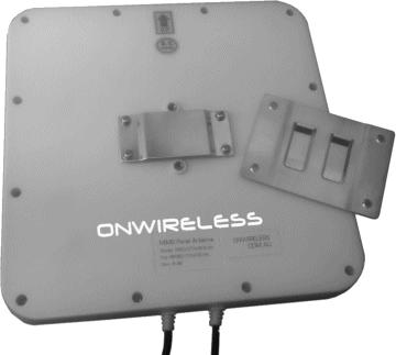 Wall mount 4G MIMO Panel Antenna